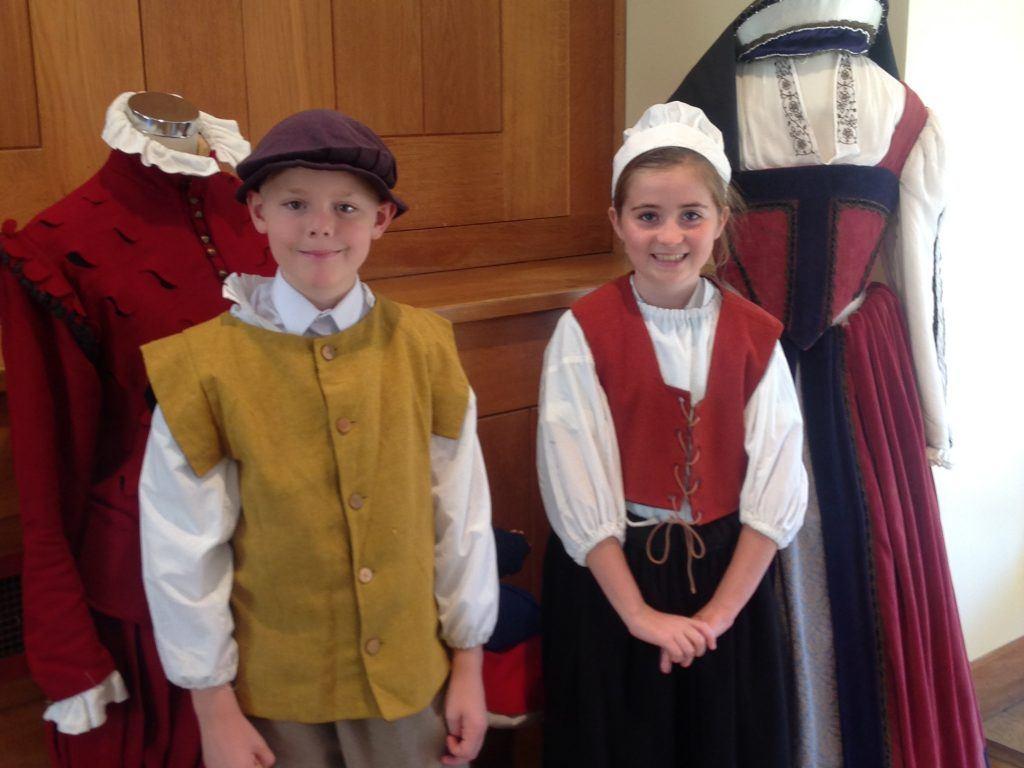 Sulgrave Manor School Trip