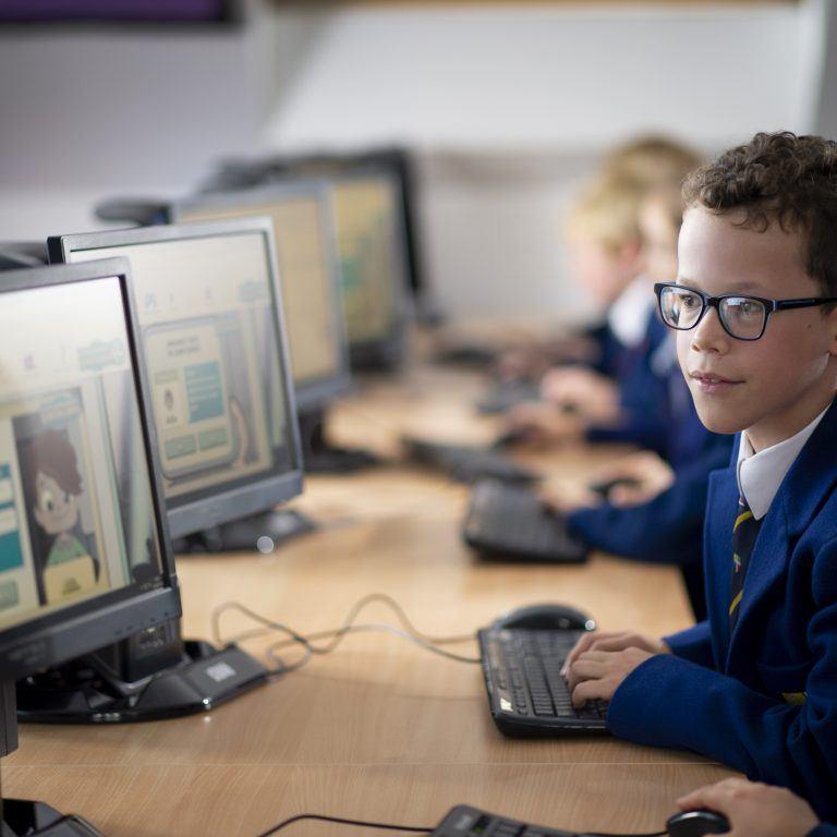 school ICT lessons